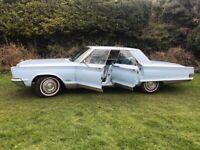 Chrysler, NEW YORKER AUTO (LHD), Saloon, 1966, 7000 (cc), 4 doors