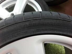 Audi A6 wheels 235/40/R18