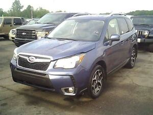 2014 Subaru Forester 2.0XT Touring, AWD, CUIR, TOIT, BANCS CHAUF