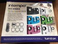 Black iPod apeakers