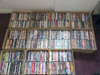 UNBEATABLE LOT of 550+ Official DVD's Normal, Double, Box Sets + Blu-Rays Available = BARGAIN PRICE