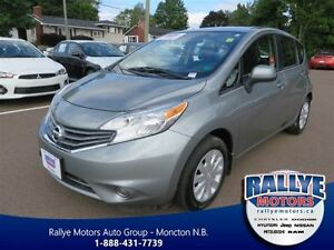 2014 Nissan Versa Note 1.6 S!  Traction! Trade-In! Save!