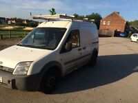 Ford transit connect 1.8 TDDI Spares or Repairs drive away