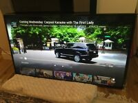 SAMSUNG 48in SMART LED TV -BUILT-IN WIFI- FREEVIEW HD -