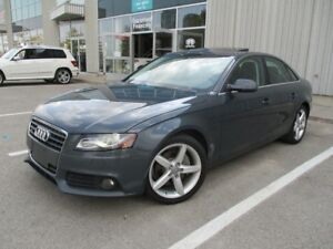 2011 Audi A4 2.0T Premium LEATHER SUNROOF