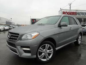 2012 Mercedes-Benz ML350 BlueTEC - NAVI - REVERSE CAM