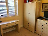 Single bedroom furnature
