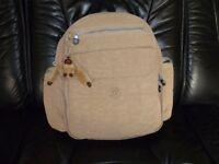 Kipling Baby Changing Bag/Cross body Rucksack