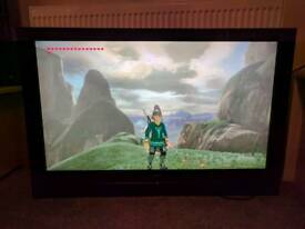 "Alba 40"" 1080p LCD TV used."