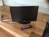 Samsung 19inch LED TV with free view