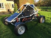 Genuine Rage buggy R130, Superb example.