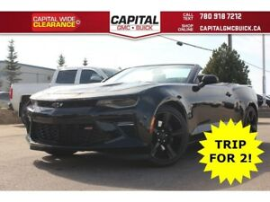 2016 Chevrolet Camaro SS | 6.2L V8 | HUD | HEATED SEATS & STEERI