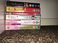 THE L WORD FULL SET OF DVDS