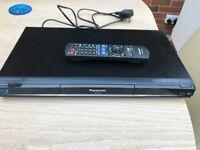 Blu Ray Dic Player Panasonic with remote