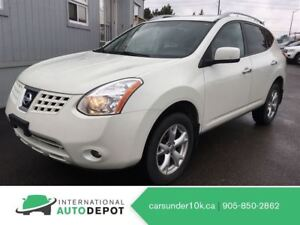 2010 Nissan Rogue SL AWD / LEATHER / MOONROOF