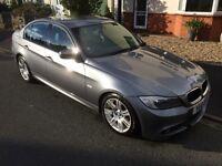 BMW 3 SERIES 320D M SPORT 2010