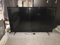 55 inch Bush Tv for spares or repairs