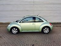 Vw beetle 1.6 Luna in excellent condition 2 lady owners full service history long mot till september