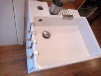 Washbasin IKEA cabinet with 1 door