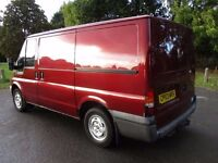 2003 03 FORD TRANSIT 2.0 TD 280 TOW BAR PRESTINE INTERIOR MOT 10/17 DRIVES PERFECTLY PX SWAPS