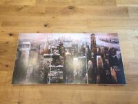 New York Landscape Canvas