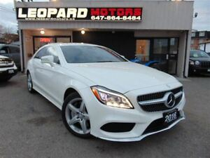 2016 Mercedes-Benz CLS-Class CLS 550,4WD,Top of the Line*No Acci