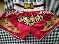 Muay Thai Shorts Top king (M)