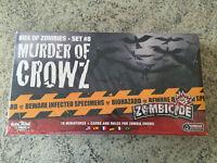 ZOMBICIDE Season 3 Murder of Crowz NEW
