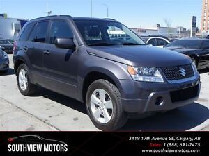 2011 Suzuki Grand Vitara JX 4X4| LOW KMS | FINANCING AVAILABLE