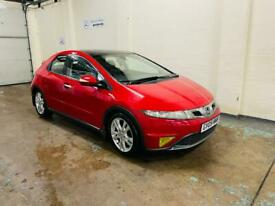 image for Honda Civic ex gt 1.8 I- vtec in stunning condition full service history 1 years mot