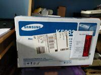Genuine Samsung Laser Printer K5082 Black Toner Cartridge New in Box Unopened.