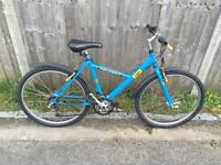 Peugeot Exo Mountain bike. Lovely condition. Free Lock, Lights, Delivery, Warranty.