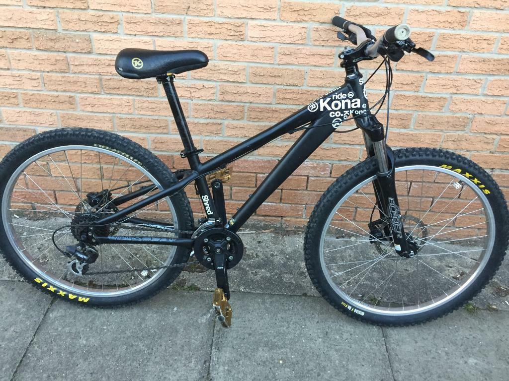 2f39823c334 Kona shred downhill bike | in Halfway, South Yorkshire | Gumtree