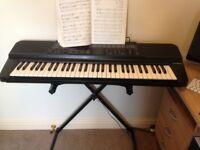 Keyboard Casio CT 656.