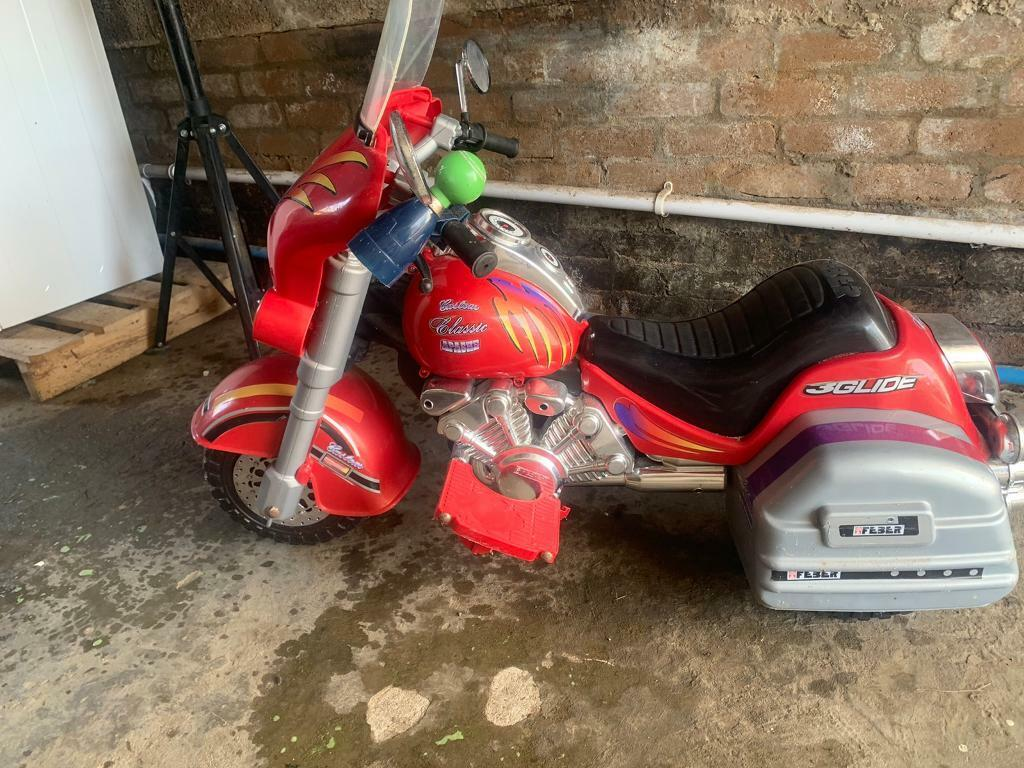 Battery Operated Kids Motorcycle In Cwmbran Torfaen
