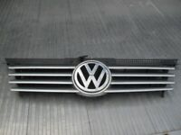 VOLSWAGEN GOLF MK4 AND BORA FRONT GRILLE GRILL GRILLES
