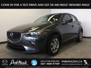 2016 Mazda CX-3 GX AWD - Bluetooth, Remote Start, Backup Cam