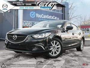 2016 Mazda Mazda6 GS LOW KMS! LOADED!