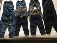 Bundle of boys clothes aged 2-3 years old