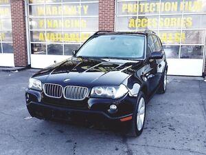 2008 BMW X3 3.0I AWD