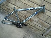 GIANT RINCON 17.5 inch mountain bike frame 26 inch wheel - uk delivery available