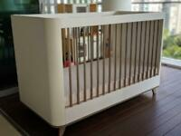 Free Baby Cot mother care
