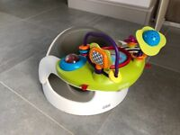 Mamas and papas seat/ support/ toys