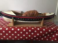Liverpool class life boat model