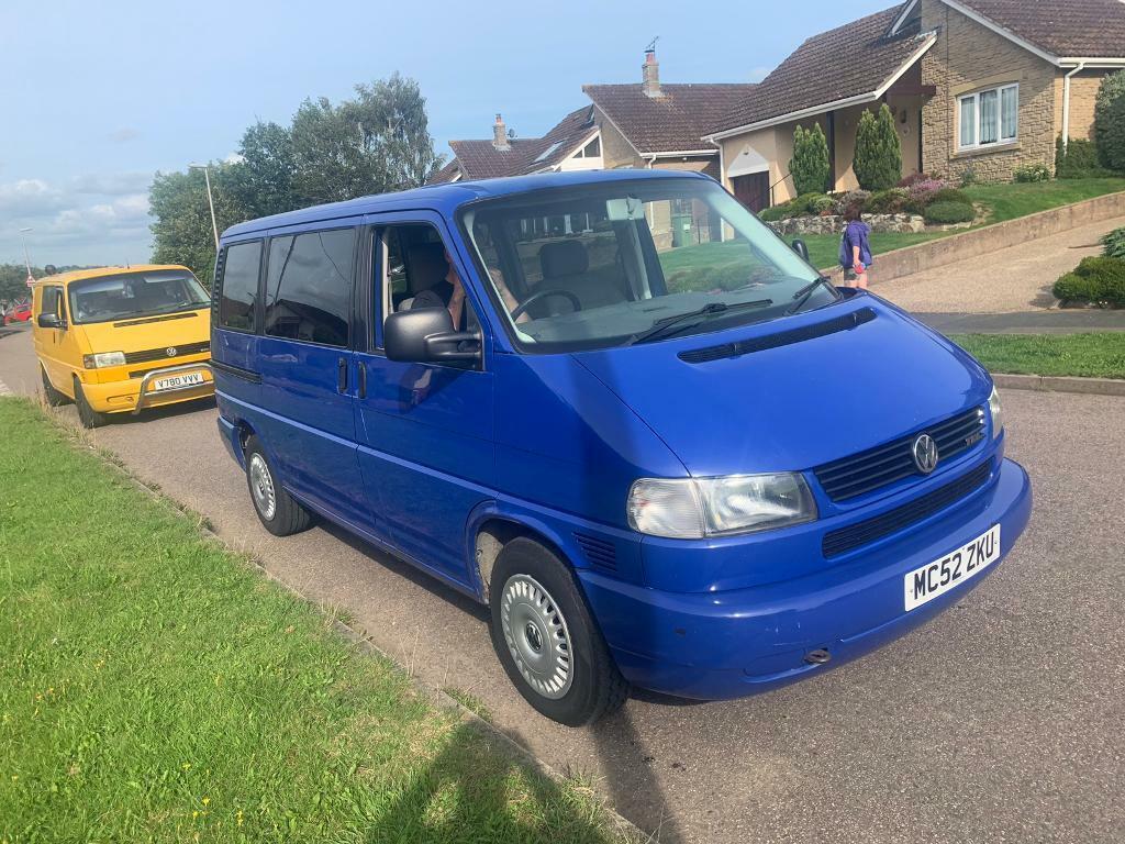 Vw t4 caravelle for parts | in Exeter, Devon | Gumtree