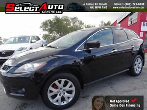 2008 Mazda CX-7 GT*AWD*LEATHER*SUNROOF*