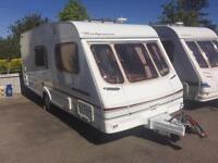 Swift Bridgemere 2001 4 Berth caravan