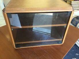 Small display/ storage unit
