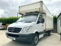 Mercedes-Benz Sprinter 316 CDI XLWB 16FT 13 Luton Box Van