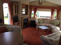 Caravan for hire Red Lion Caravan Park Arbroath